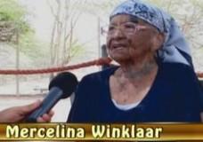 Herensia ta presentá: Mercelina Agustina (Tintina) Winklaar