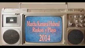 Fuhikubo ta presentá: Karnaval Hubenil Rincon i Playa 2014