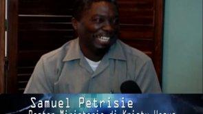 Fuhikubo ta presentá: Pastor Samuel Petrisie