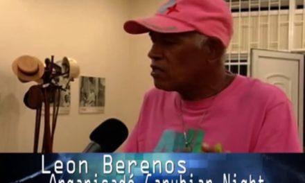 Fuhikubo ta presentá: Leon Berenos