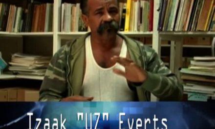Fuhikubo ta presentá: Isaak (Uz) Everts