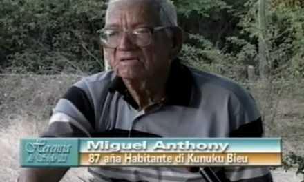Fuhikubo ta presentá: Miguel Anthony