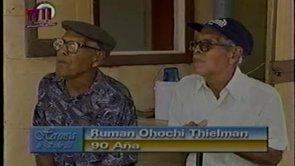 Fuhikubo ta presentá: Jose (Djo) i Josem (Chemi) Thielman