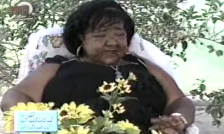 Fuhikubo ta presentá: Luciana (Lulu) St. Jacoba