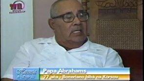 Fuhikubo ta presentá: Papa Abrahams