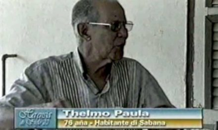 Fuhikubo ta presentá: Leon Telmo Paula