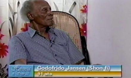 Fuhikubo ta presentá: Godofrido (Shon Fi) Jansen