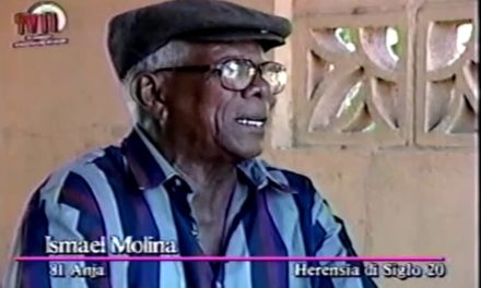Fuhikubo ta presentá: Ismael Molina