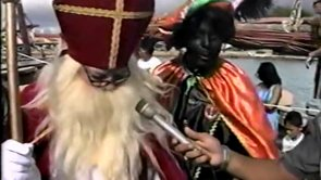 Fuhikubo ta presentá: jegada di Sannikolas i bishita na Kas di Sosiegu 1998