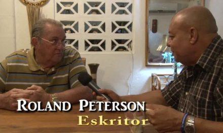 Fuhikubo ta presentá: Roland Peterson