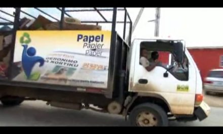 Fuhikubo ta presentá: un dokumentario di Bon Recycling B.V.