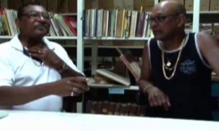 Fuhikubo ta presentá: Gregorio Urbano (Bano) Pourier i Hubert Dominico (Ibi) Pourier