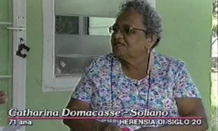 Fuhikubo ta presentá: Catharina (Katachi) Domacasse-Soliano
