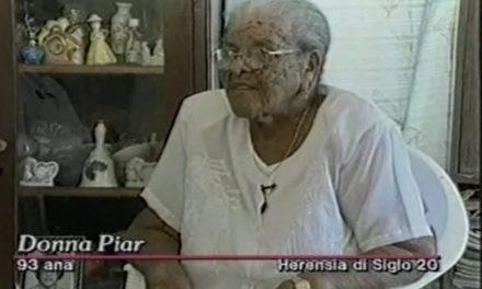 Fuhikubo ta presentá: Donata Kayetana (Donna) Piar-Molina