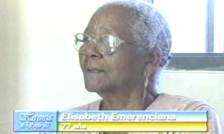 Fuhikubo ta presentá: Elisabeth (Bessy) Emerenciana