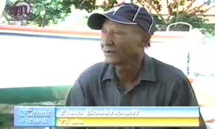 Fuhikubo ta presentá: Elsio Boekhoudt