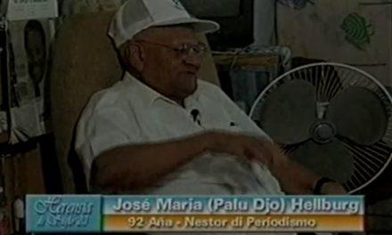 Fuhikubo ta presentá: Jose Maria Leon (Palu Djo) Hellburg