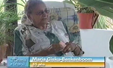 Fuhikubo ta presentá: Maria Giskus-Beukenboom