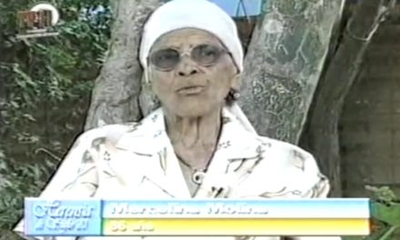 Fuhikubo ta presentá: Maria Mercelina Molina