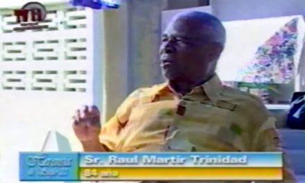 Fuhikubo ta presentá: Raul Martir Trinidad