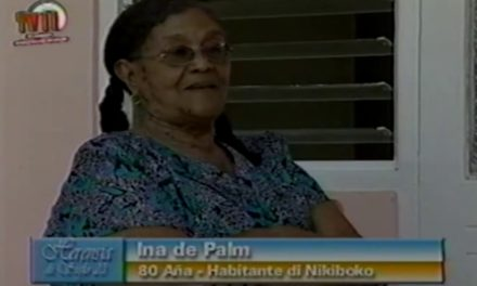 Fuhikubo ta presentá: Eugenia (Ina) de Palm-Silberie