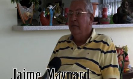 Fuhikubo ta presentá: Jaime Alberts Eustikio (Tio Jaime) Maynard