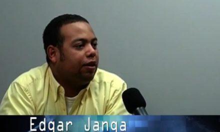 Fuhikubo ta presentá: Edgar Janga