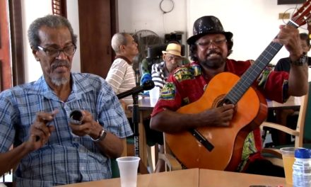 Fuhikubo ta presentá: Caito Sint Jago i Daniel (Daantje) Morillo