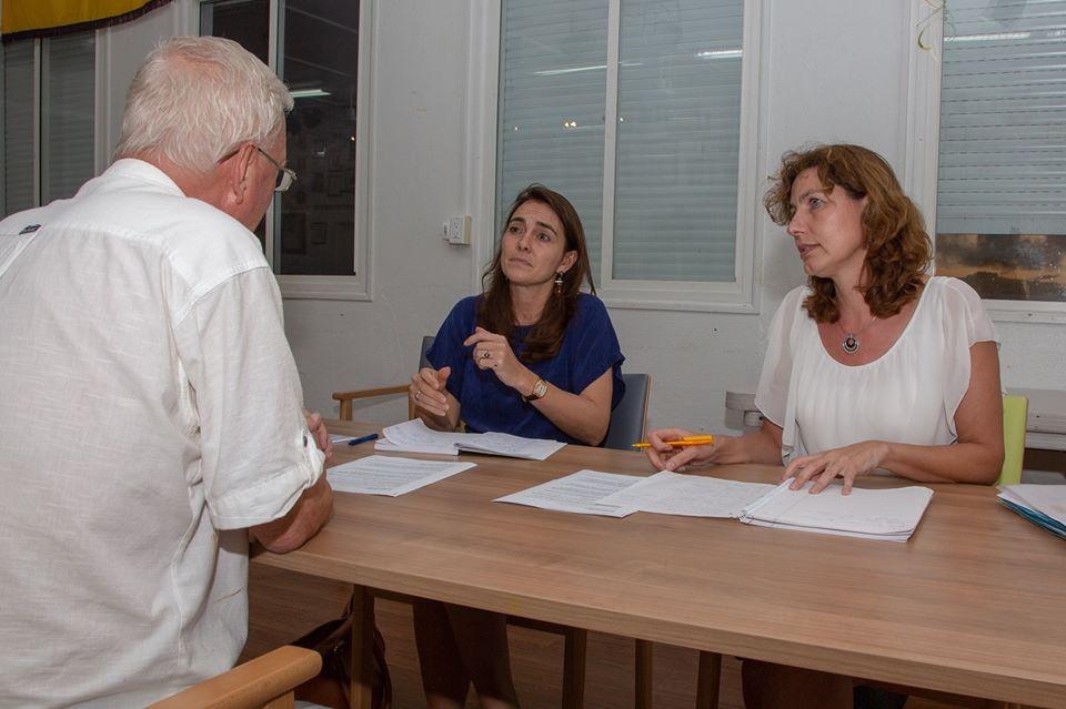 Nationale ombudsman ta bini novèmber Boneiru, Saba i Statia.